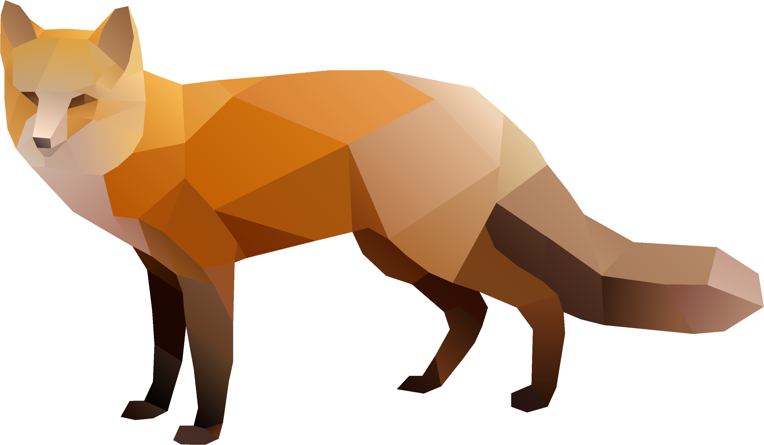 Fox Transparent